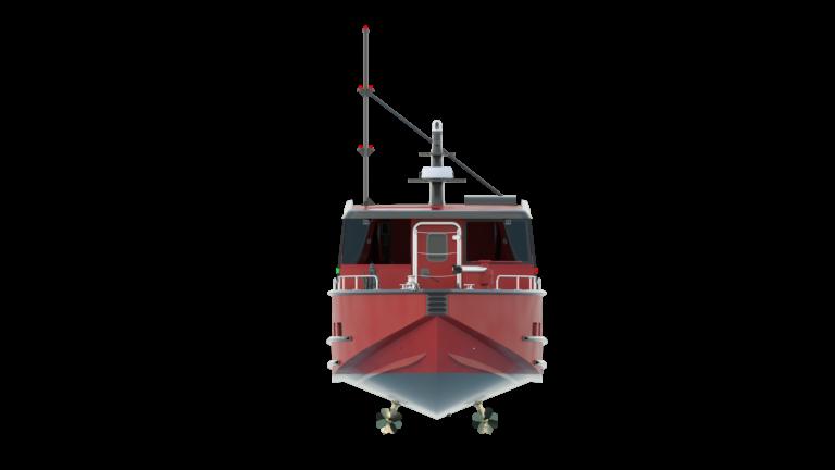 5021-rød_og_sort-front