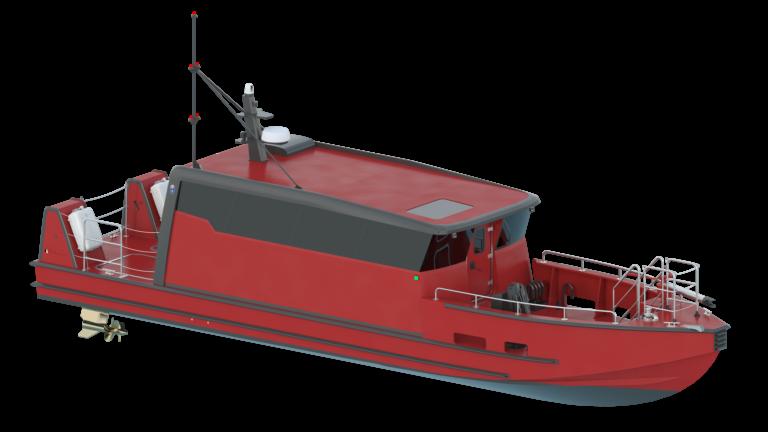 5021-rød_og_sort-front-iso