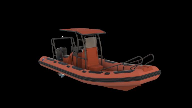 6,5 Orange Front ISO